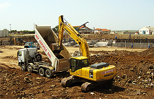 Nef Service SRL - Excavations